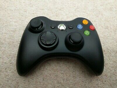Official Genuine Microsoft Xbox 360 Wireless Controller Gamepad! Tested! Working