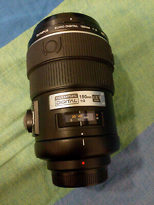 Olympus Zuiko Digital ED 150mm 1:2.0 (SHG Lens) MINT CONDITION!!!