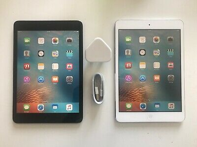 GRADE A/A- Apple iPad Mini 16/32/64 GB WiFi, 4G (Unlock) Various Colour. iOS 9.3