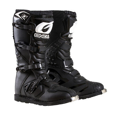 2019 Oneal Motocross/Offroad Rider Adult Boots BLACK SIZE 9