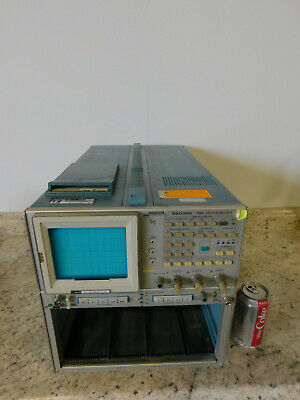Tektronix 7854 Oscilloscope 400 Mhz Digital Test Equipment