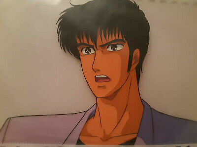 Celluloid - Anime Cel/Cellulo - City Hunter/Nicky Larson: Ryô Saeba