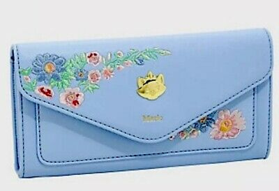 Loungefly Disney The Aristocats Marie Periwinkle Wallet NWT