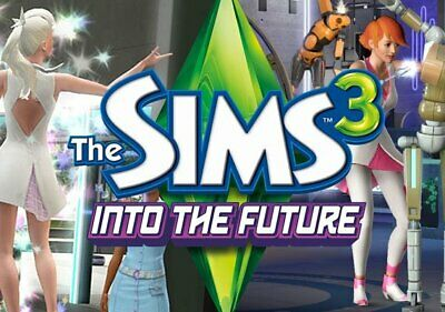 The Sims 3: Into The Future Expansion Pack  PC / MAC , ORIGIN code key