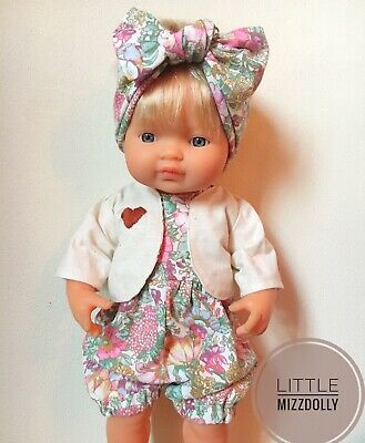 Miniland doll Clothes -Jacket-Only