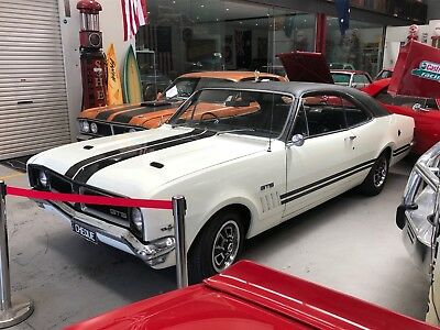 1969 Holden Ht Gts Monaro  Factory 308 Manual !!!!! Immaculate For Age ! Rare As