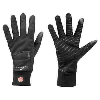 NEW Kathmandu Advection Gore Windstopper Touch Screen Running Cycling Gloves v3