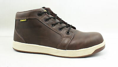 e1aeffa4cd6 STANLEY MENS BROWN Work & Safety Boots Size 10 (340736) - $24.74 ...
