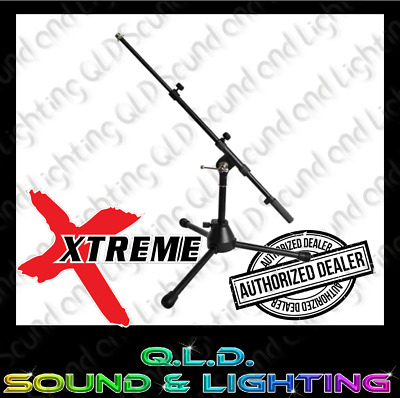 XTreme MA411B Extra Short Heavy Duty Telescopic Microphone Boom Stand Brand New