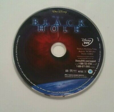 The Black Hole DVD *Disc Only* DISNEY
