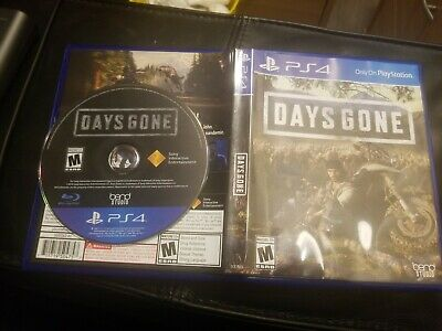 Days Gone for the Playstation 4 PS4
