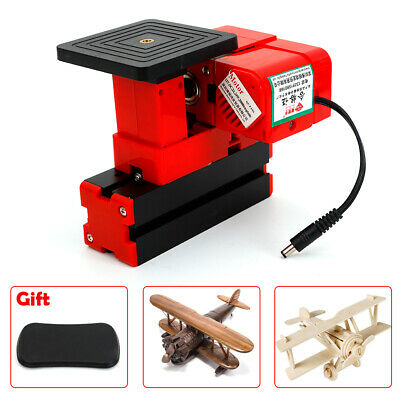 24W Metal Mini Sawing Jig-saw Machine Woodworking DIY Tool Hobby Modelmaking