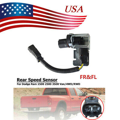 FOR DODGE RAM 1500 2500 98-05 Speed Sensor Rear Differential