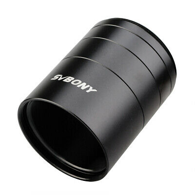 """SVBONY 2""""/M48-Extension Tube Kit 5mm/10mm/15mm/30mm For telescope eyepieces Hot"""