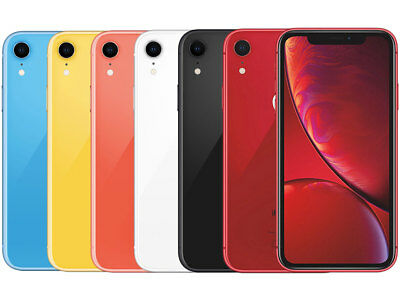 Apple iPhone XR 64GB NEU & OVP WOW !
