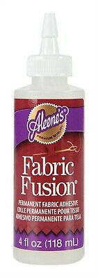 Aleene's  High Strength  Latex  Permanent Fabric Adhesive  4 oz.