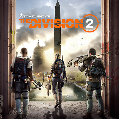 Tom Clancy's The Division 2 (Xbox One) - Digital Code [GLOBAL]