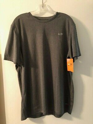 10ce9116f C9 Champion Duo Dry Charcoal Mens Athletic T-shirt Size XL. New With Tag