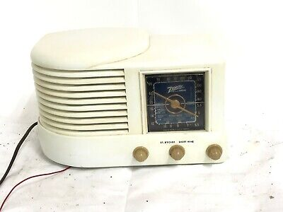 Zenith Radio Model 6D-512