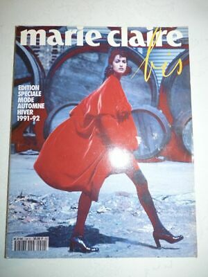Magazine mode fashion MARIE CLAIRE BIS Hors Serie #24 automne hiver 1991 1992