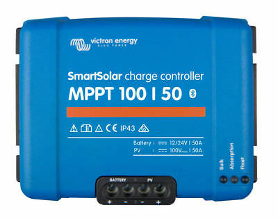 Victron SmartSolar MPPT 100/50 Charge Controller NEW ITEM 5 year warranty