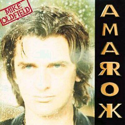 120102 Mike Oldfield - Amarok (CD) |Nuevo|