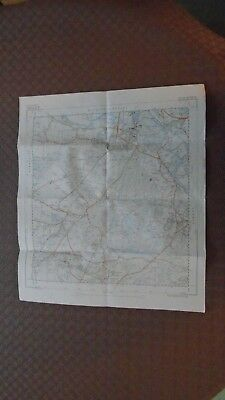 "SPECIAL RARE Ordnance Survey 2.5"" Map SU96/97 Windsor 1973 Datchet Ascot Sunning"