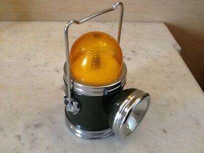 Very nice small torch of the 60's.