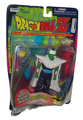 Dragon Ball Z The Saga Continues Piccolo Series 6 Irwin Toys Figure - (Damaged)
