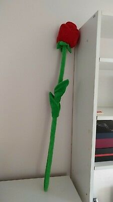 Big Red Rose for Eternity Love Good Quality