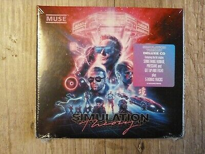 Album CD MUSE Simulation Theory neuf sous blister
