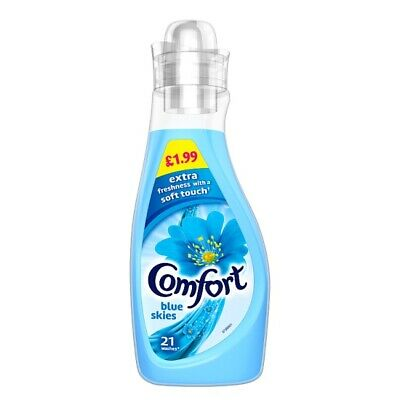 Comfort Blue skies Fabric Conditioner 21 Wash 750ml x 8 packs