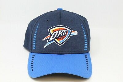 buy online 6e68f d0abb Oklahoma City Thunder OKC New Era 9FORTY NBA League Adjustable Strap Hat Cap  940
