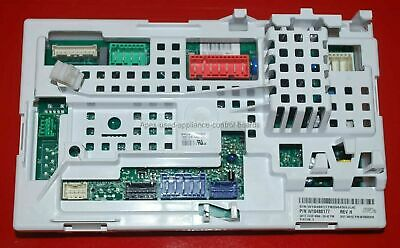 Whirlpool Washer Main Control Board - Part # W10480177