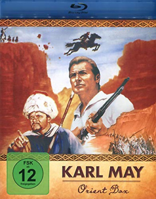 Various-Karl May Orient Box (Amaray 2 Blu-Rays) - (German Import) Blu-Ray Nuevo
