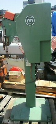 """MILFORD RIVET """"Type 255"""" AUTOMATIC RIVETER RIVETING MACHINE W/PEDAL AS PICTURED"""