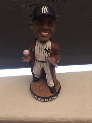 New in Box New York Yankees CC Sabathia Star Wars Bobblehead 5/4/19 SGA W/Tix