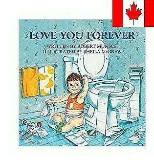 Love You Forever, by Robert Munsch (1995, Paperback) ~ FAST & FREE SHIPPING