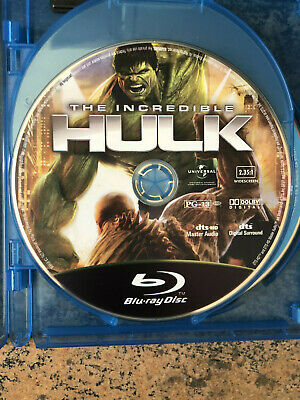 ++ The Incredible Hulk - Disc Only (Blu-ray Disc) ++