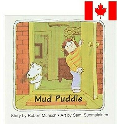 Mud Puddle (1981, Paperback) ~ FAST & FREE SHIPPING