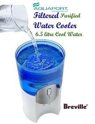 Breville Benchtop 7 Ltr Filtered Water Cooler - AQP-24CS