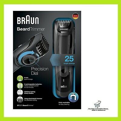 Braun Cruzer BT5070 Rechargable Cordless Beard Trimmer