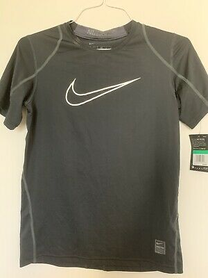 1625abacd NIKE BOYS PRO Cool Compression Shorts New Size Large - $10.95 | PicClick