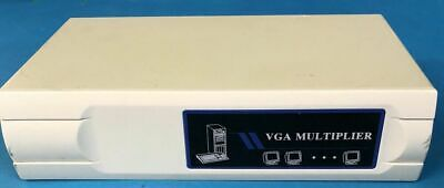 VM-114A 4-Port VGA Video Splitter Multiplier OEM