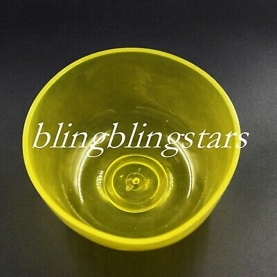 4 Pcs Dental Mix Flexible Rubber Bowls Impression Alginate Lab Nonstick Yellow