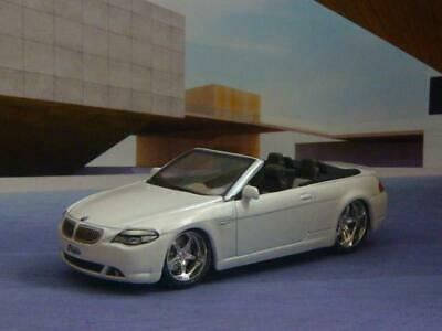 BMW Motor Sports 2004– 2010 BMW 645 Ci Convertible 1/64 Scale Limited Edition V