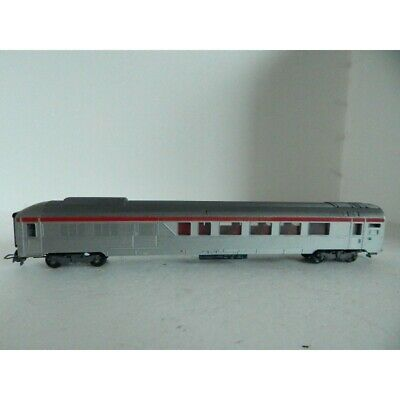 - 1 Voiture Voyageur Mixte Fourgon Tee Hornby Amenager Sans Boite Ho