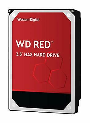 Western Digital WD Red 2TB SATA Internal NAS Hard Drive HDD