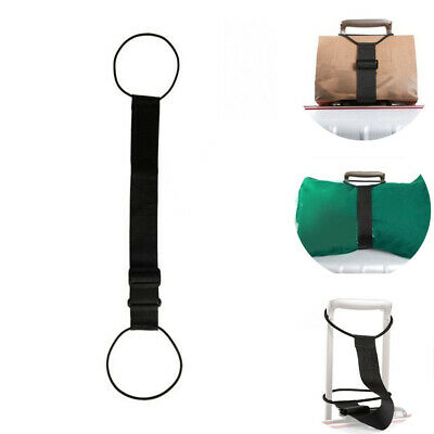 Strong Adjustable Baggage Strap Packing Fixed Travel Accessories Suitcase Belt