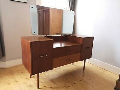 Mid-century vintage sideboard dresser great condition collection from London